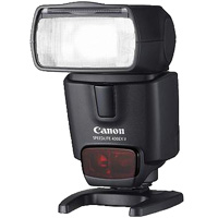 Canon Speedlite 430EX III-RT rental from RENTaCAM Sydney