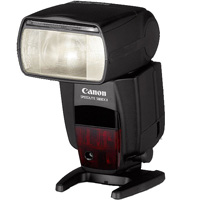 Canon Speedlite 580EX II flash hire from RENTaCAM Sydney