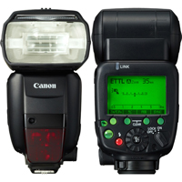 Canon Speedlite 600EX-RT hire from RENTaCAM Sydney