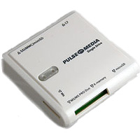 Pulse Media card reader
