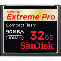 SanDisk CF 32Gb Extreme 90MB/s memory card hire from RENTaCAM Sydney
