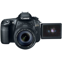 Canon EOS 60Da digital camera hire from RENTaCAM