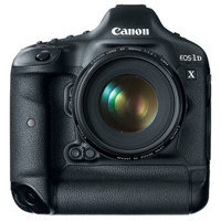 Canon EOS-1D X digital camera hire from RENTaCAM