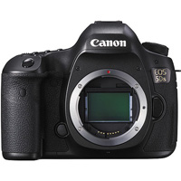 Canon EOS 5DS R digital camera hire from RENTaCAM