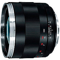 Carl Zeiss Planar T* 1,4/85 - 85mm f1.4 hire from RENTaCAM Sydney