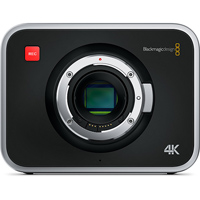 Blackmagic Production Camera 4K hire from RENTaCAM Sydney