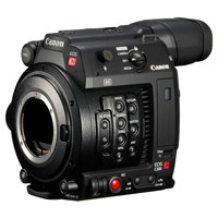 Canon EOS C200 EF cinema camcorder hire from RENTaCAM Sydney