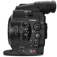Canon EOS C300 EF cinema camcorder hire from RENTaCAM Sydney