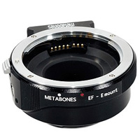 Metabones Metabones Canon EF Lens to Sony NEX Smart Adapter Mark IV hire from RENTaCAM Sydney