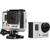 GoPro HD HERO3+ Black Edition hire from RENTaCAM