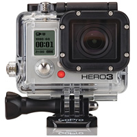 GoPro HD HERO3: Black Edition hire from RENTaCAM