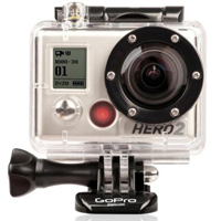 GoPro HD HERO2 hire from RENTaCAM