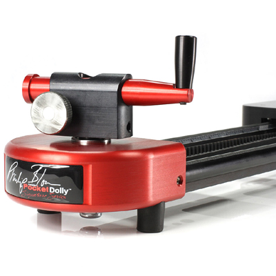 Philip Bloom Signature Series Pocket Dolly for hire from RENTaCAM