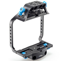 Redrock Micro ultraCage for Blackmagic Cinema Camera hire from RENTaCAM Sydney