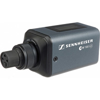 Sennheiser SKP EW 100 G3 Plug-on Transmitter hire from RENTaCAM Sydney