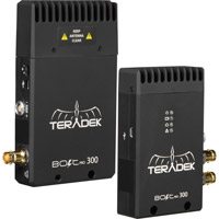 Teradek Bolt Pro 300 3G-SDI Wireless Transmitter-Receiver Set hire from RENTaCAM Sydney