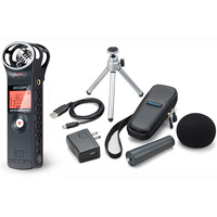 Zoom H1 Handy Recorder hire from RENTaCAM Sydney