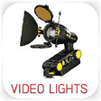 DSLR video light hire Sydney - RENTaCAM Sydney