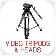 DSLR video tripod and video head rental Sydney - RENTaCAM Sydney