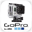GOPRO HD HERO gear hire - RENTaCAM Sydney