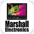 Marshall Electronics DSLR video lcd monitor hire - RENTaCAM Sydney