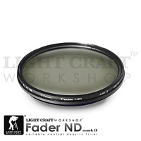 Light Craft Workshop - Fader ND mark II - 77mm