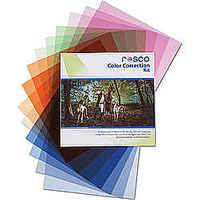 Rosco Colour Correction Filter Kit - 30cm x 30cm