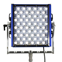 Creamsource Mini+ Bender Bi-colour LED light MARK II for rent from RENTaCAM Sydney