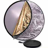 Glanz reflector hire from RENTaCAM Sydney