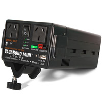 Paul C. Buff - The Vagabond Mini Lithium hire from RENTaCAM Sydney