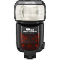 Nikon Speedlight SB-900 hire from RENTaCAM Sydney