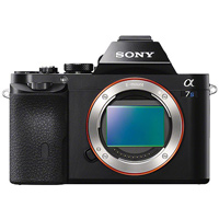 Sony Alpha a7S mirrorless digital camera hire RENTaCAM Sydney